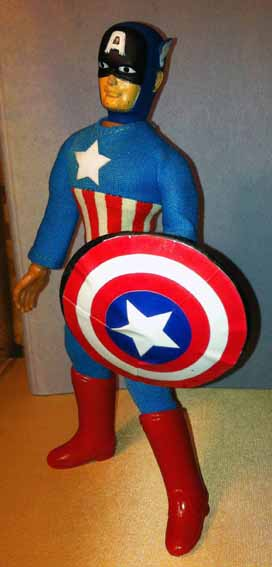 Captain America Actionfigur
