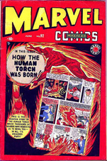 Marvel Mystery Comics 92