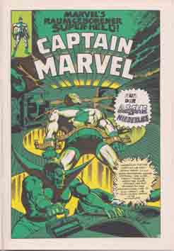 Captain-Marvel-Splashseite