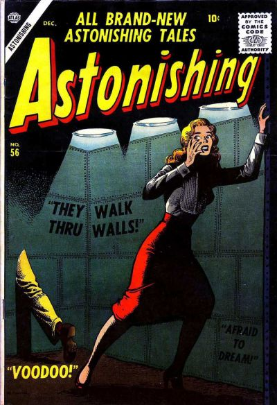 Astonishing Cover