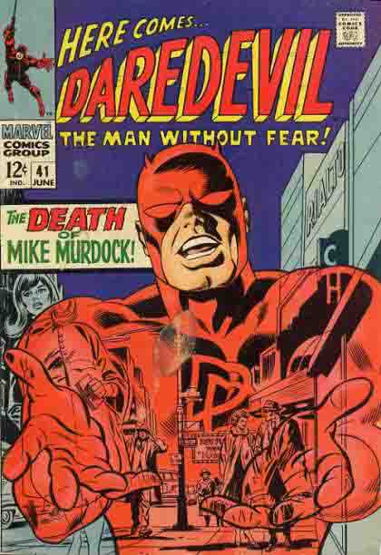 Daredevil Cover