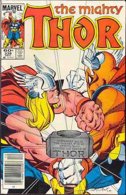 Thor Cover